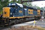 CSX 8061 on K487